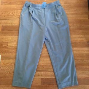 NWT Vintage Plus Size Brownstone Studio NY Pants